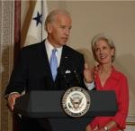 VP Biden, Sec'y Sebelius
