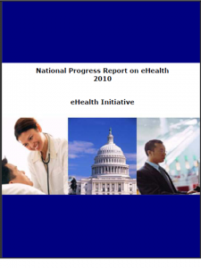 National Progress Report on eHealth 2010